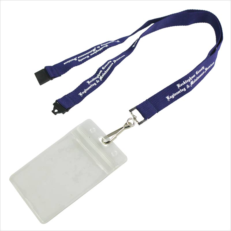 Lanyard And Id Card Holder